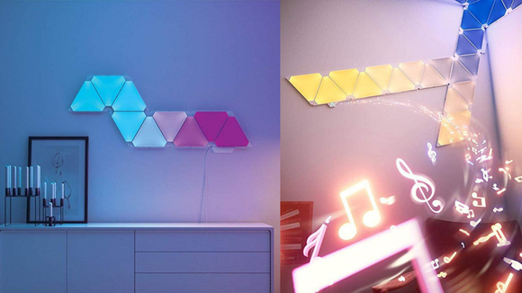 Best luxury gifts 2019: Nanoleaf