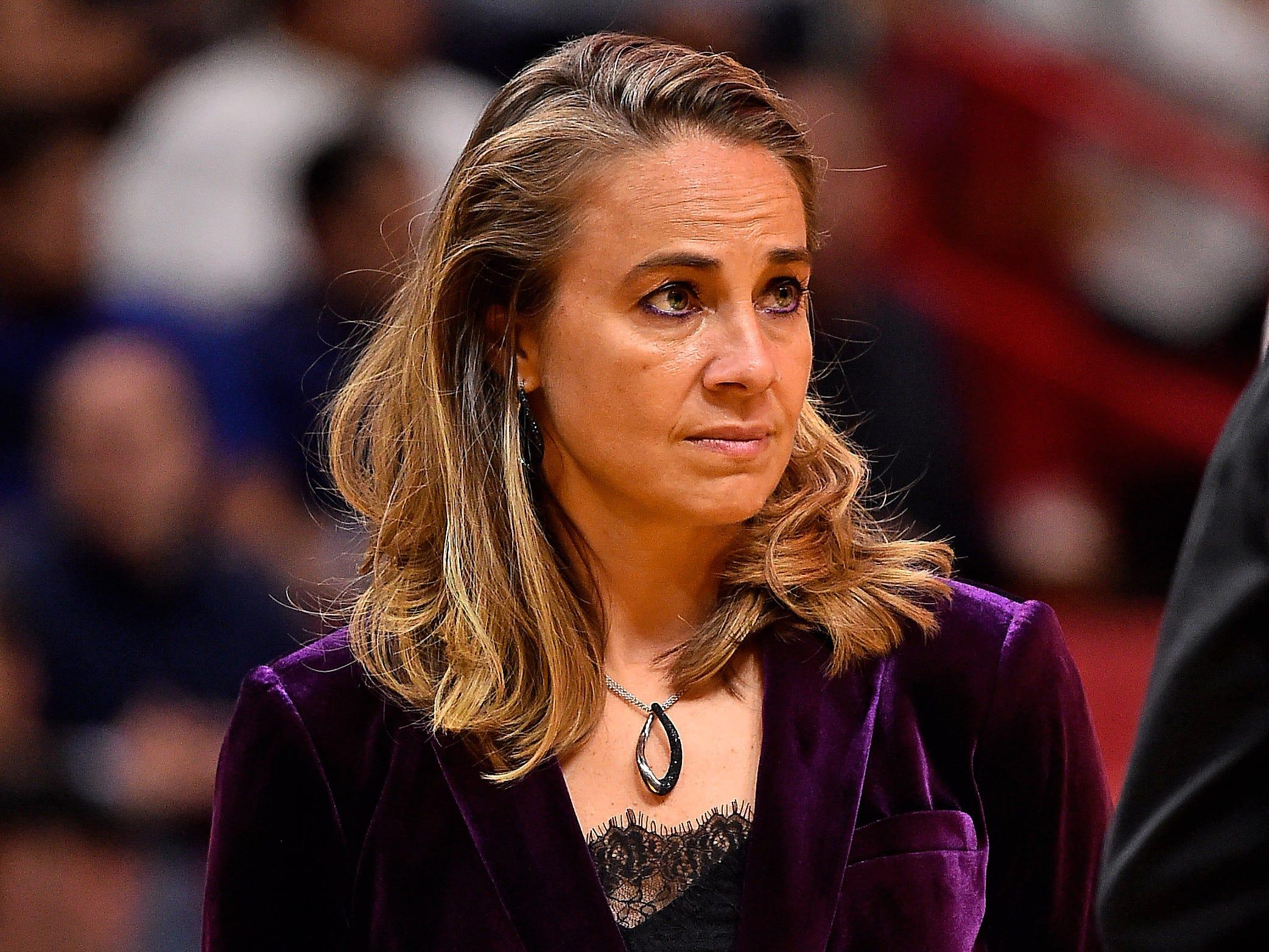 Why isn't Spurs assistant Becky Hammon an NBA head coach yet?