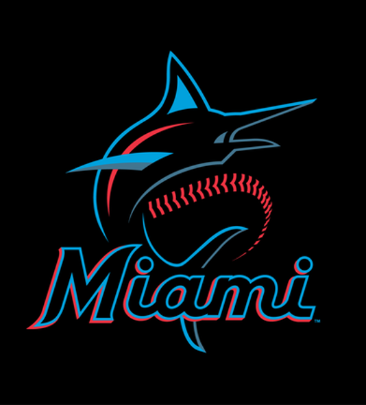 d23065e94 Miami Marlins unveil new logos