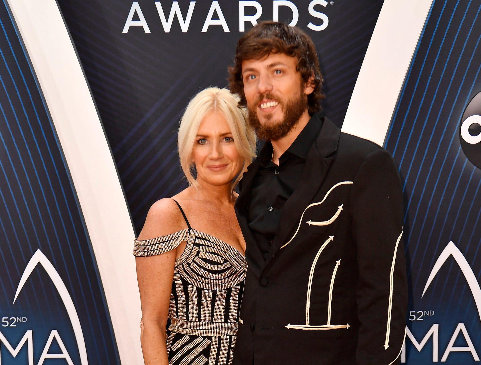 Chris Janson and wife Kelly Lynn