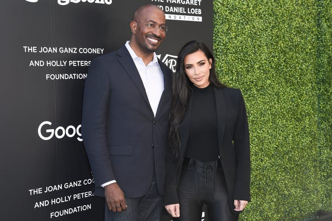 Kim Kardashian: Kanye West likes Trump's personality, not politics