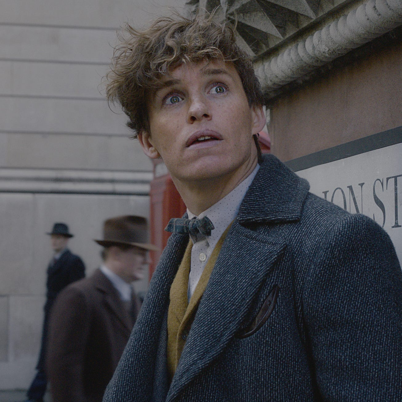 "Newt Scamander (eddie Redmayne) sees some changes and even betrayal in his world by the end of ""Fantastic Beasts: The Crimes of Grindelwald."""