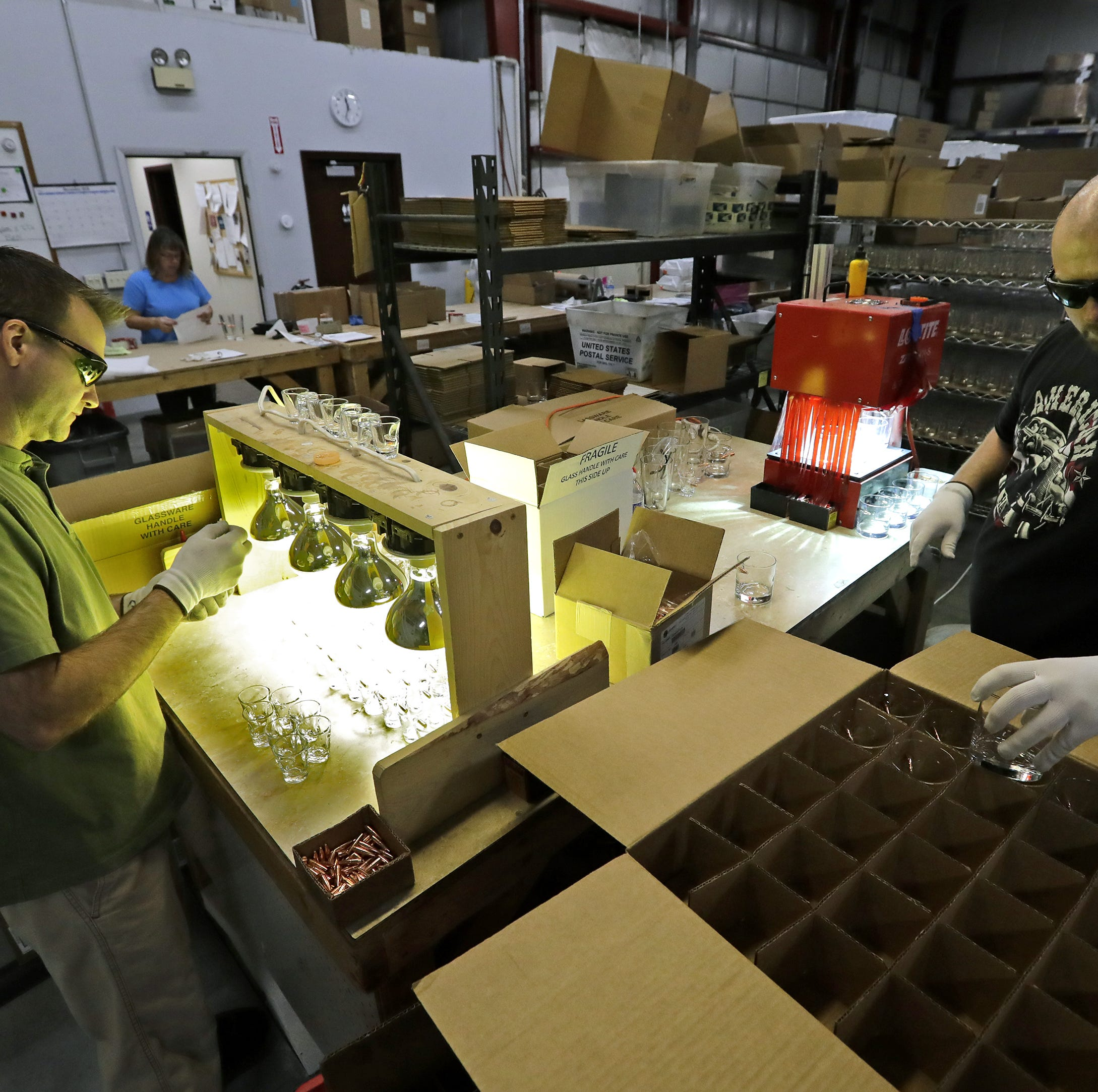 Hortonville firm flooded with calls after buying all its workers handguns for Christmas