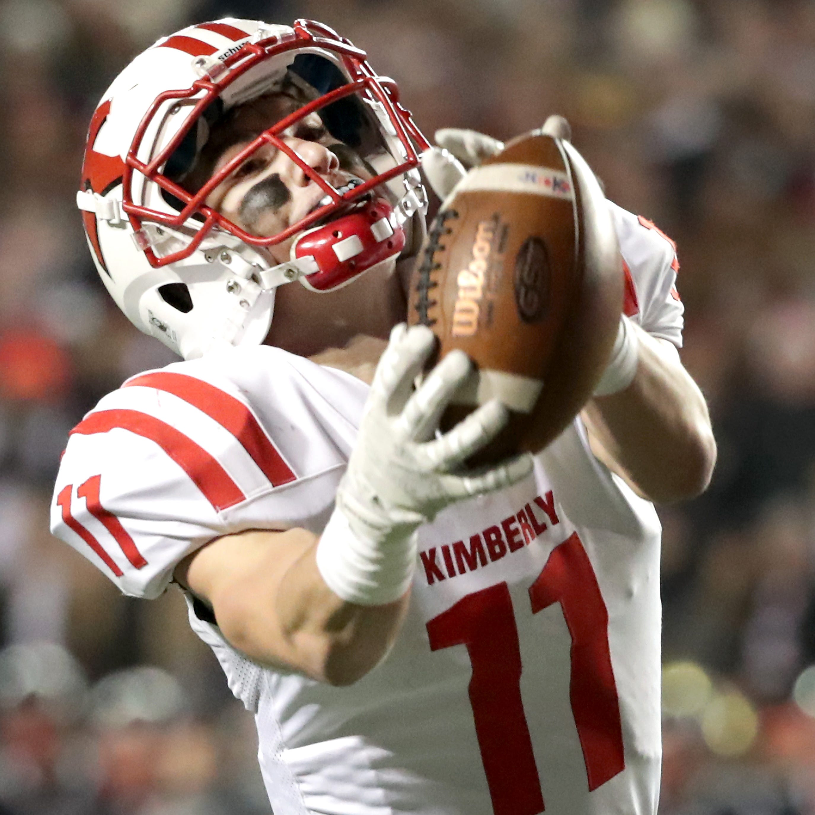 WIAA state football: Kimberly's title run snapped in Division 1 loss to Muskego