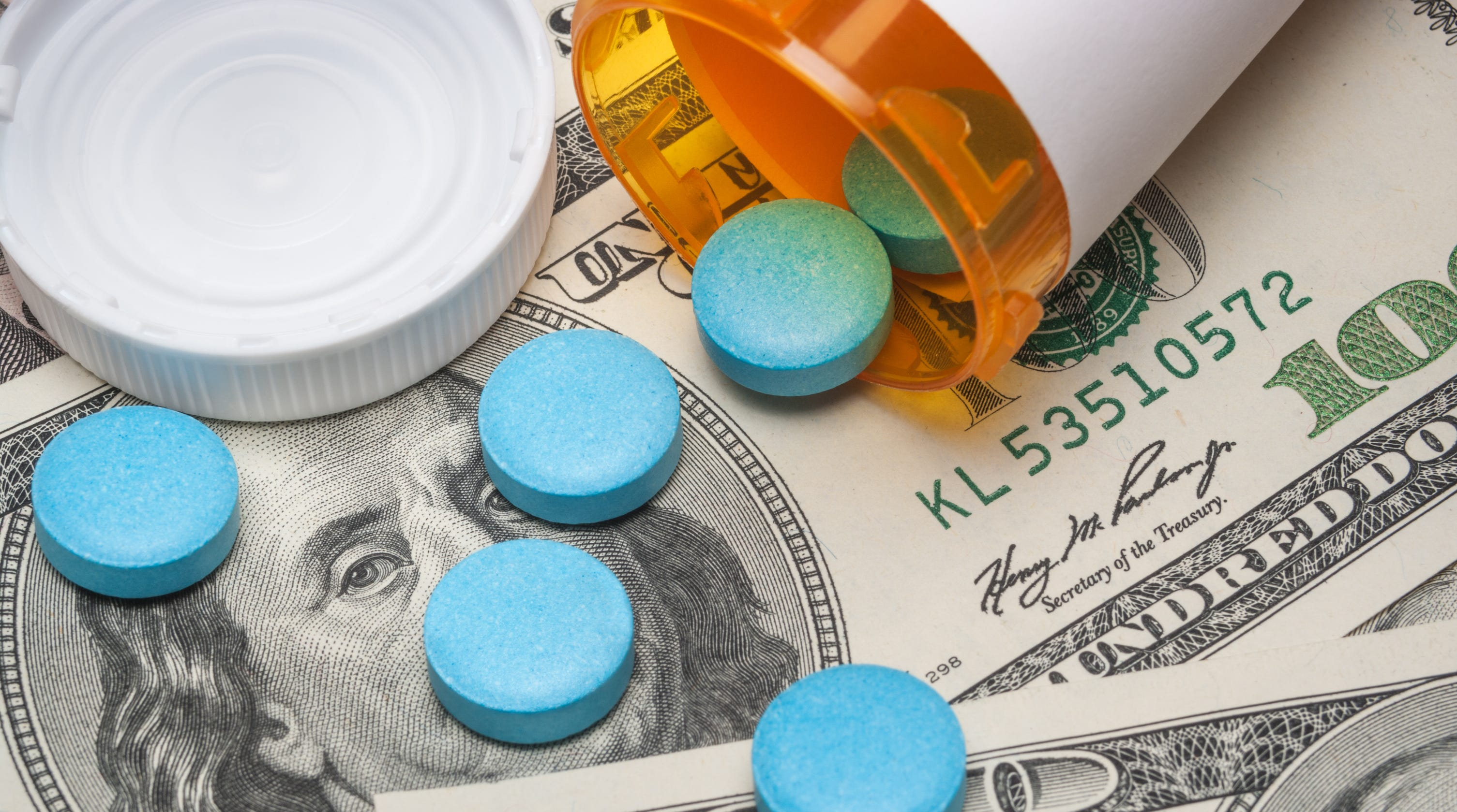 Rising health costs? Blame brand-name specialty drugs