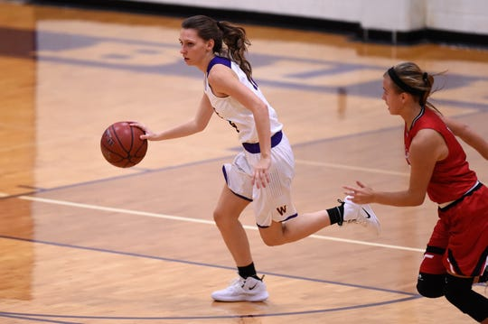 Wylie's Abbey Henson (10) is one of five senior guards on the roster this season. Henson and the Lady Bulldogs travel to Canyon this weekend to compete in the Kids, Inc. Tournament of Champions beginning Friday.