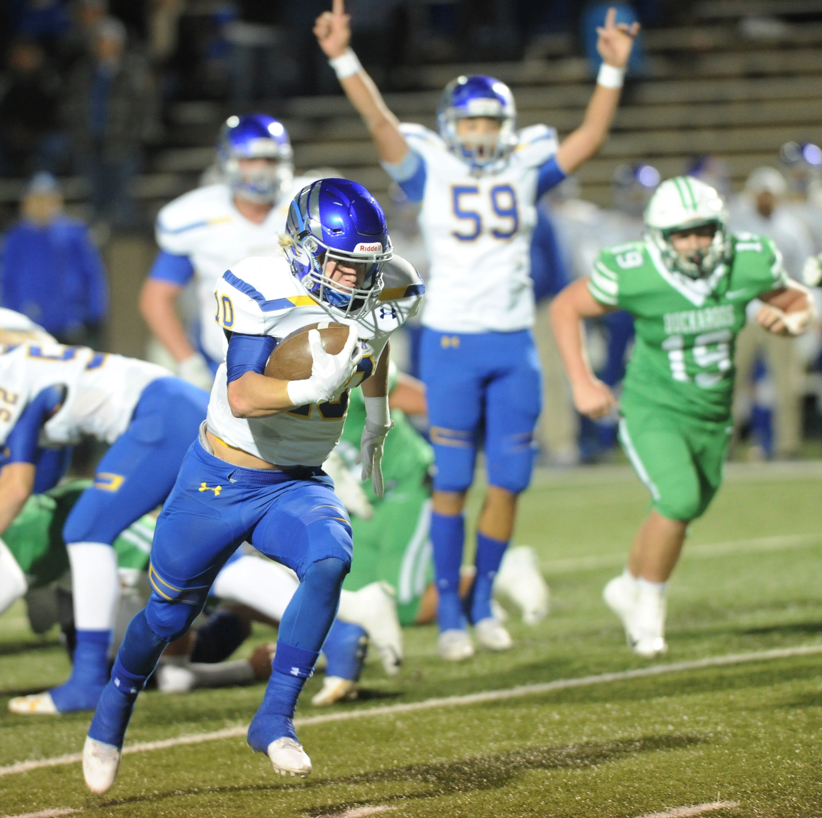Brock football survives furious rally from Breckenridge in bi-district