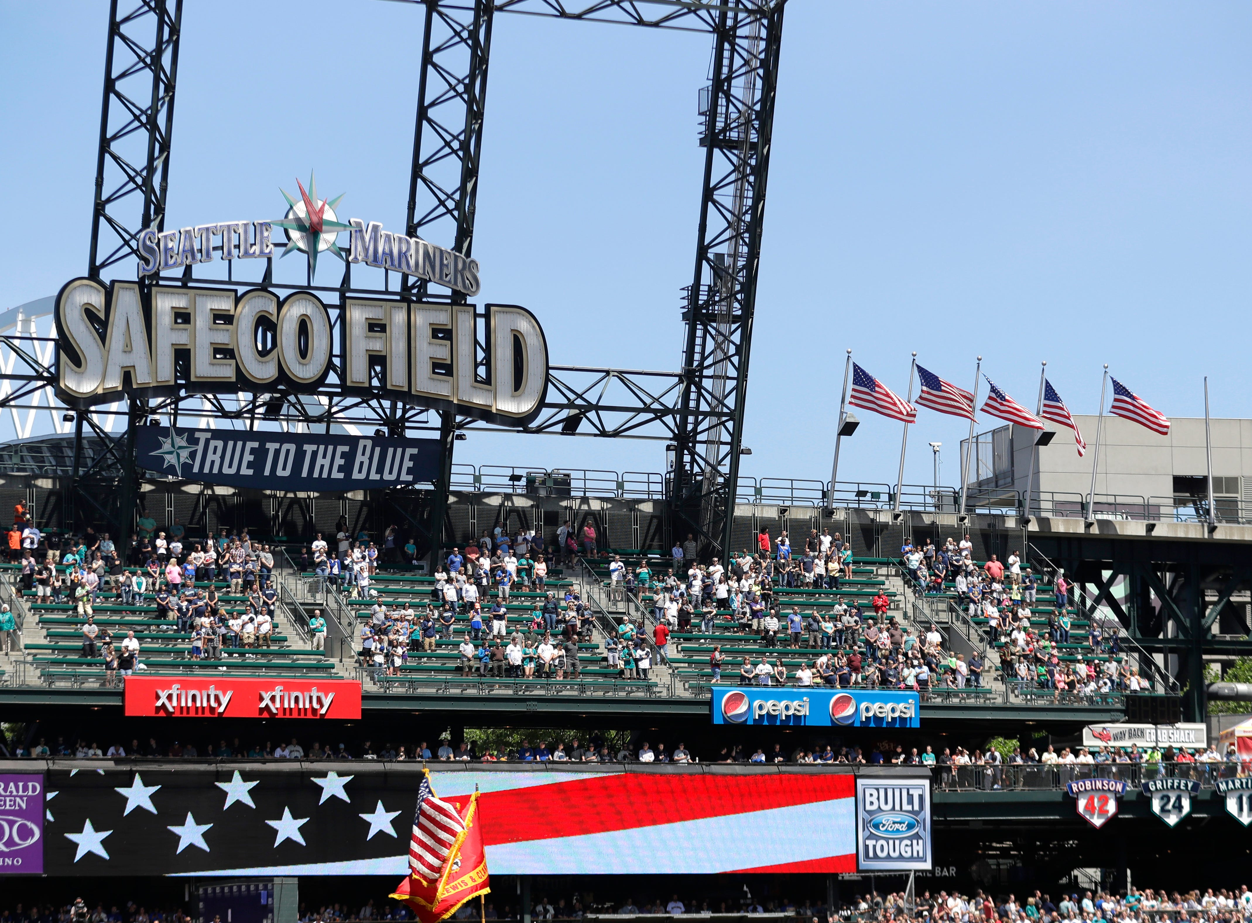 Mariners reportedly selling stadium naming rights to T-Mobile