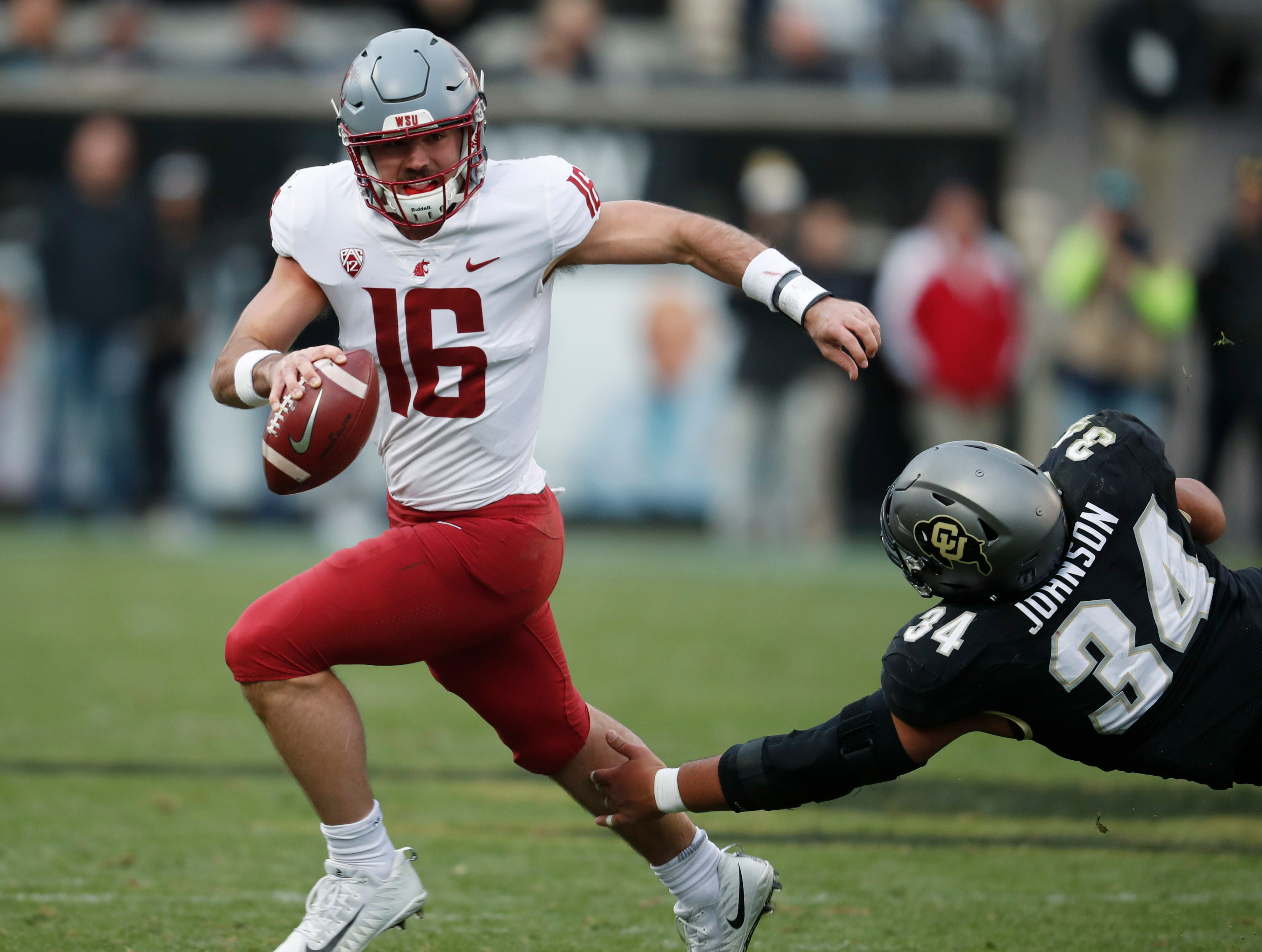 Washington State trying to not look ahead to Apple Cup