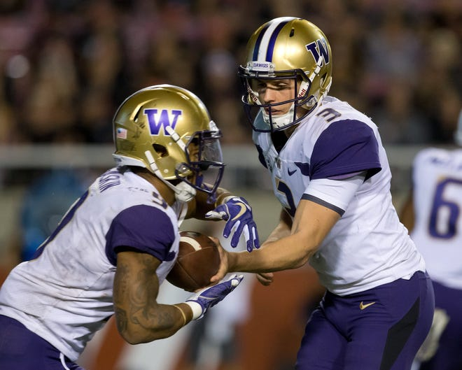 Saturday's game against Oregon State will be the final Husky Stadium appearance for running back Myles Gaskin, quarterback Jake Browning and the rest of Washington's accomplished senior class.
