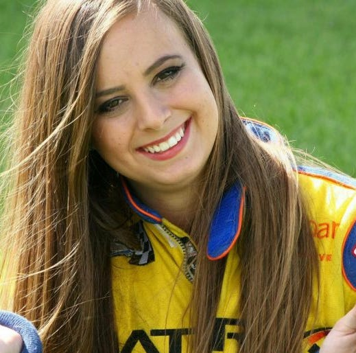 Kat Moller, jet dragster driver for Larsen Motorsports, killed in racing accident in Sebring