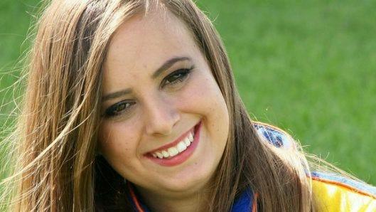 Kat Moller, jet dragster driver for Larsen Motorsports, killed in racing accident in Sebring