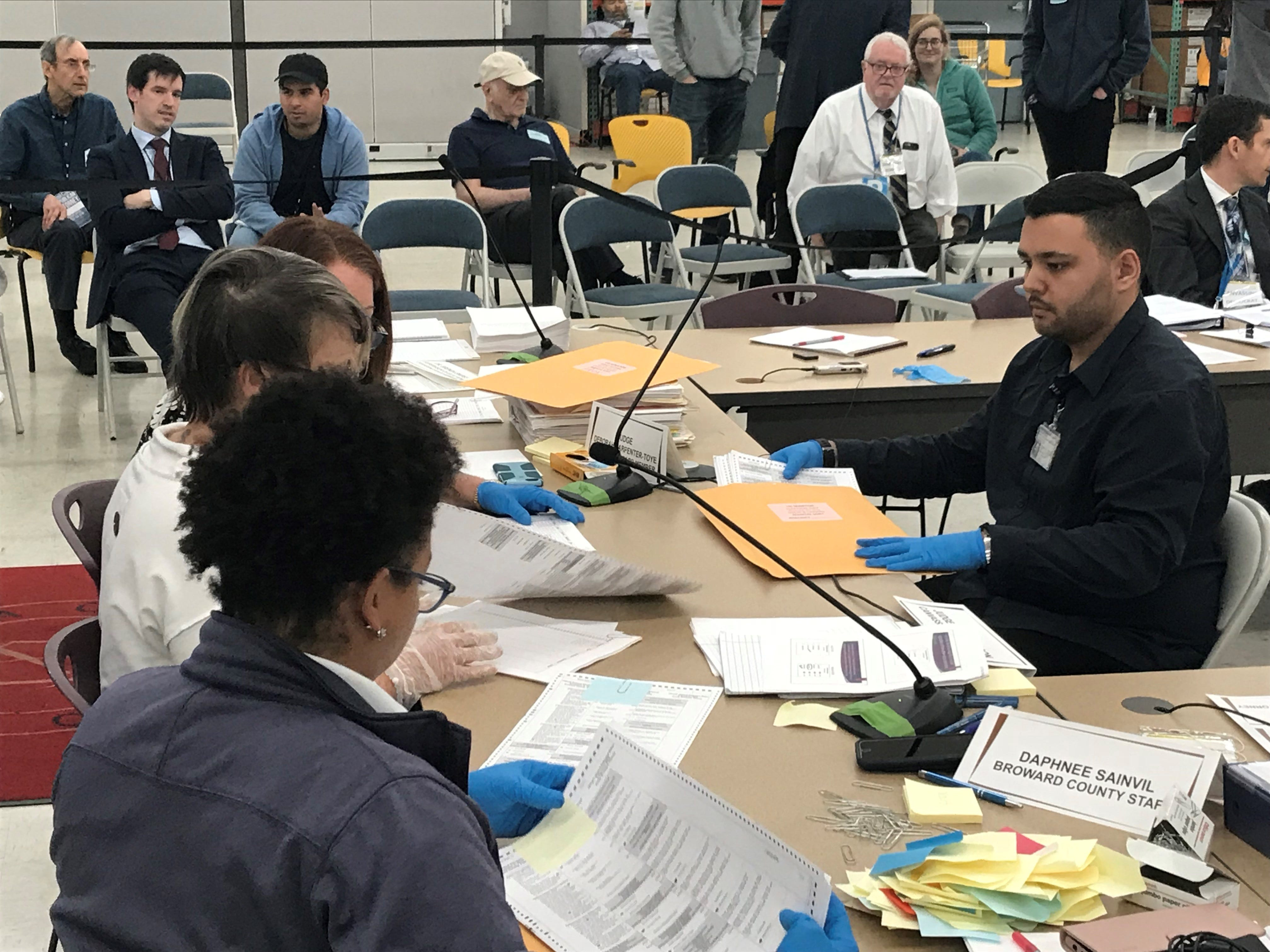 Florida recount: Nelson concedes following manual recount; Scott heading to the Senate