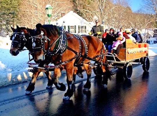 Christmas in Grafton takes place Dec. 1-2.
