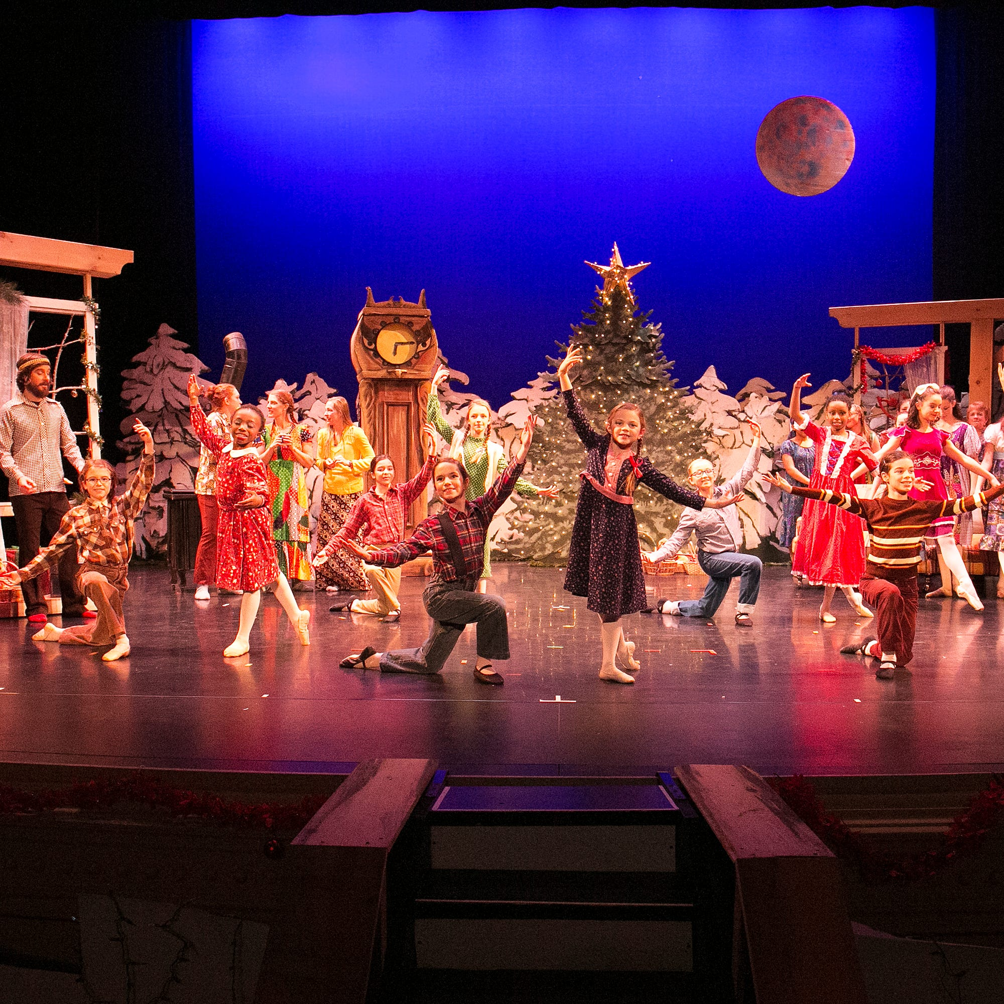 Vermont holiday shows: Get all merry and bright with local performers and artists