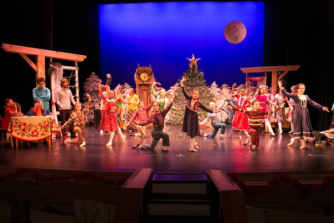 """Green Mountain Nutcracker"" returns to the Barre Opera House on Dec. 22 and 23."