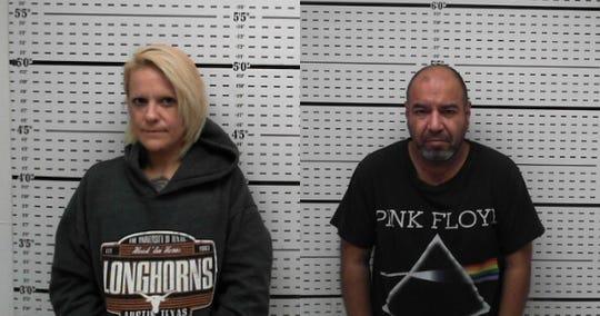 Lolita Garcia and Michael Ramirez