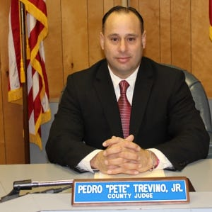 Jim Wells County Judge Trevino to be honored for overcoming childhood disability