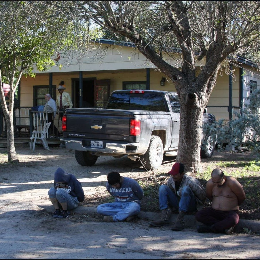 Law enforcement finds heroin, cocaine in South Texas home with drug overdose history