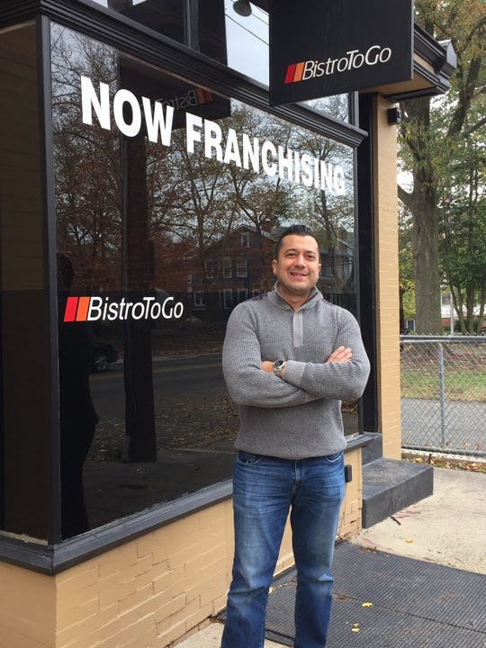 Jim Marino plans to expand Bistro di Marino to new locations in 2020.