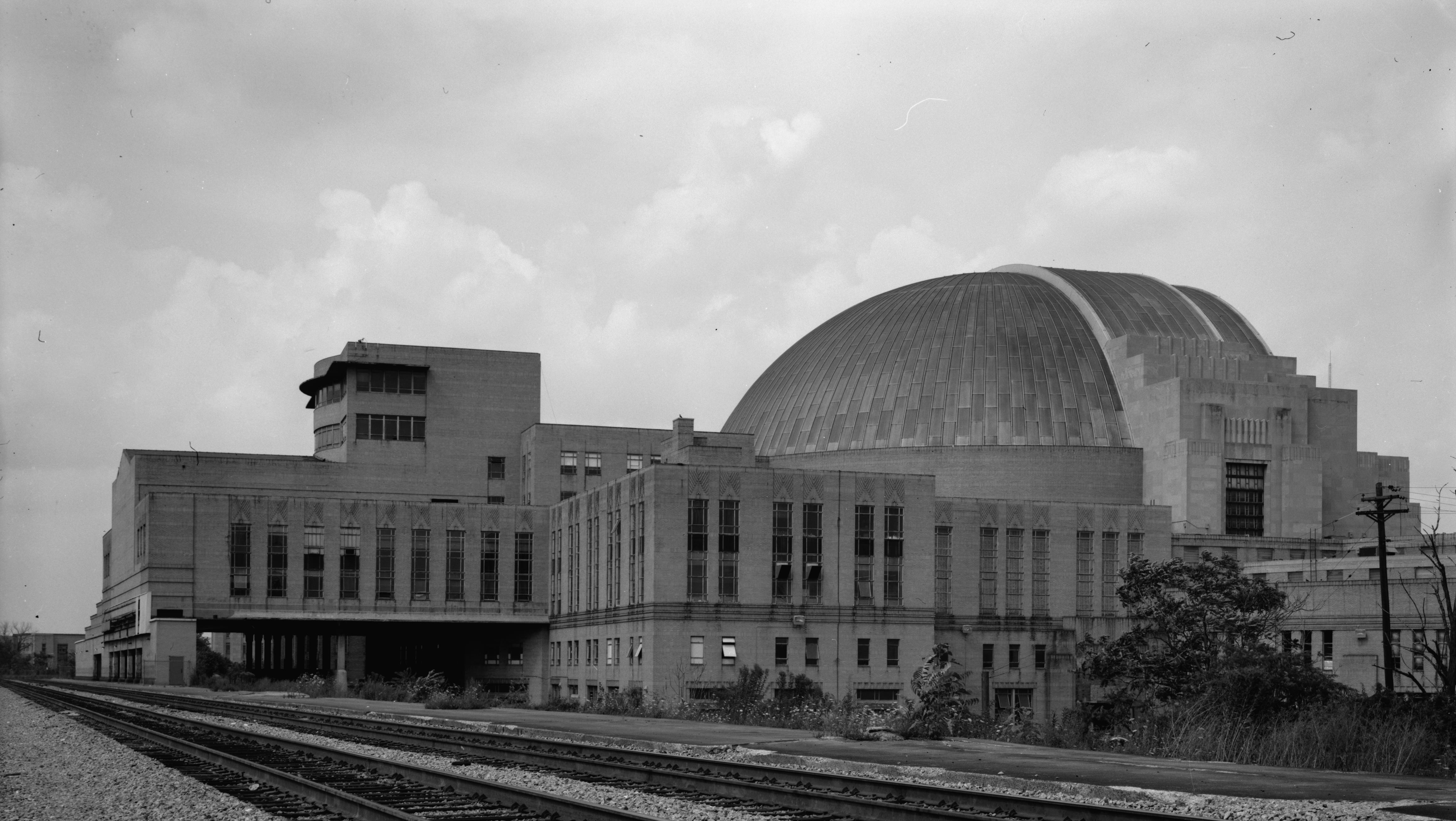 Flashback: Union Terminal circa 1933 grand opening