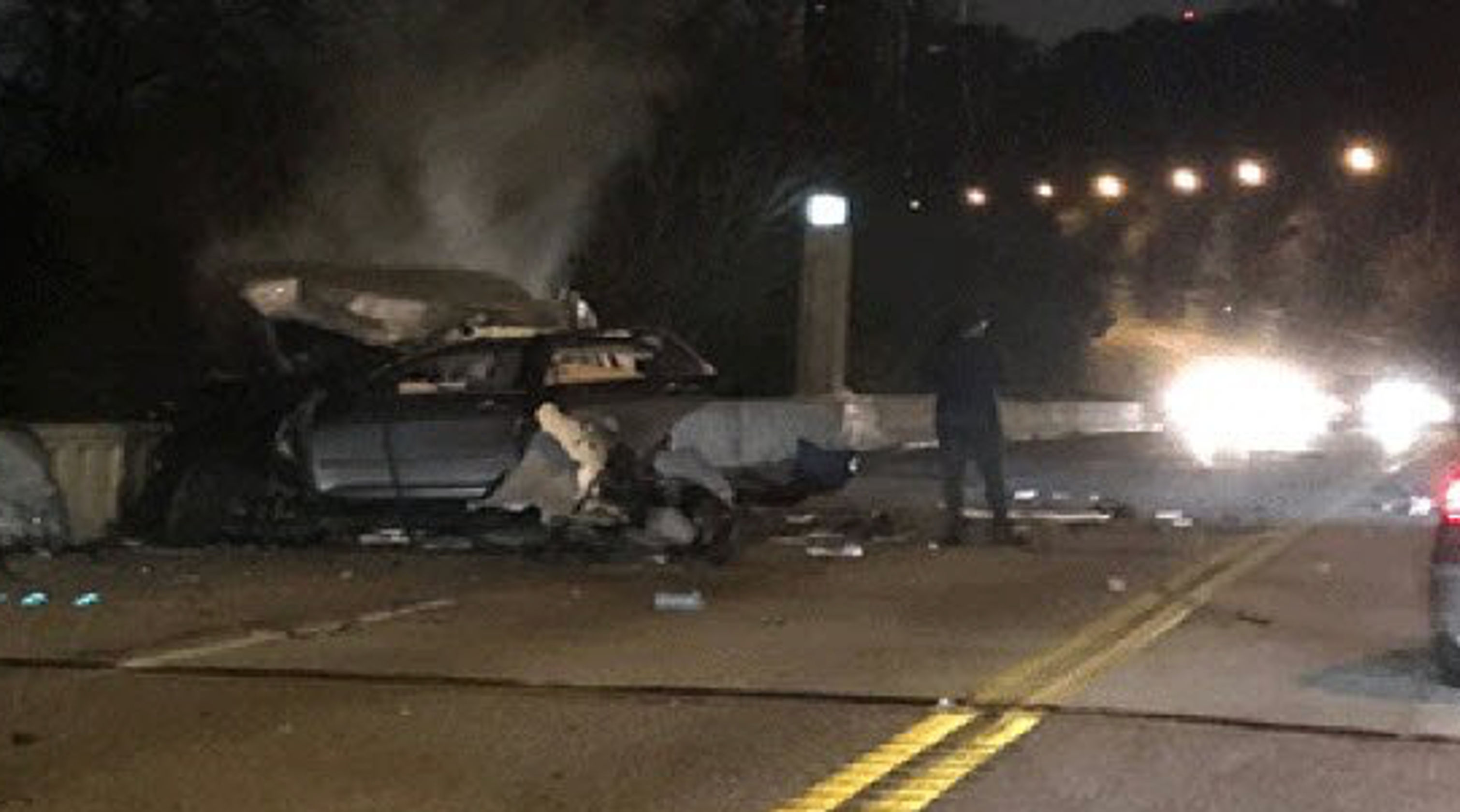 Columbia Parkway reopened after fatal crash