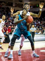 Zac Cuthbertson averages 24.3 points per game for Coastal Carolina.