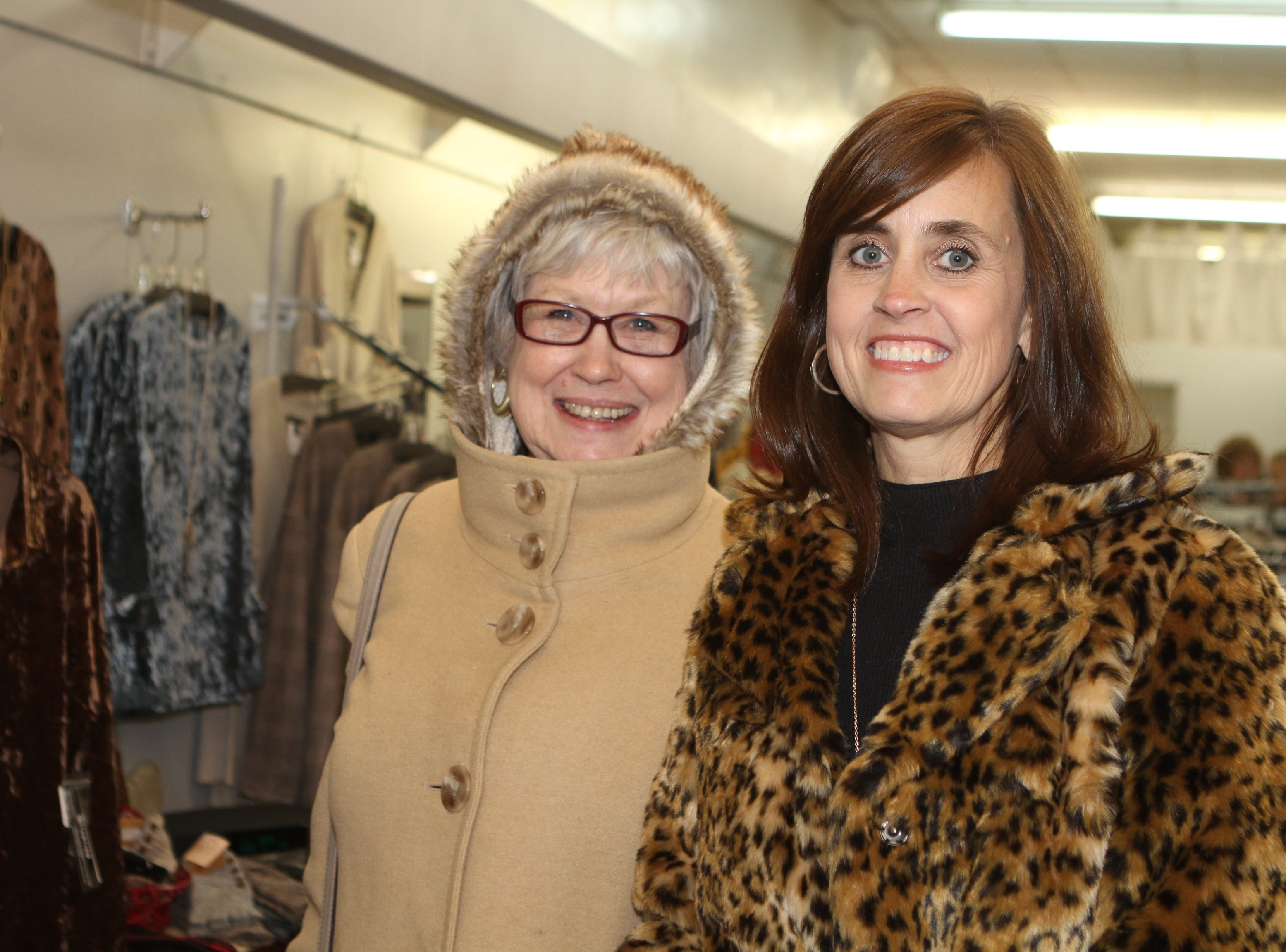 United Way hosted Haute Holiday Hop at several of  downtown Clarksville's popular shops on Thursday, Nov. 15, 2018.