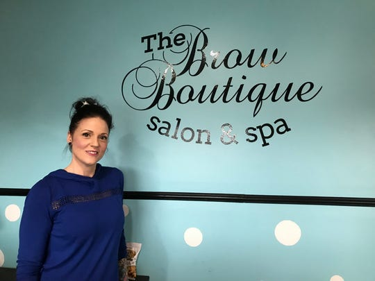 Renee Drake, owner of Brow Boutique Salon and Spa has noticed a lot more women in downtown Clarksville since opening her business three years ago.