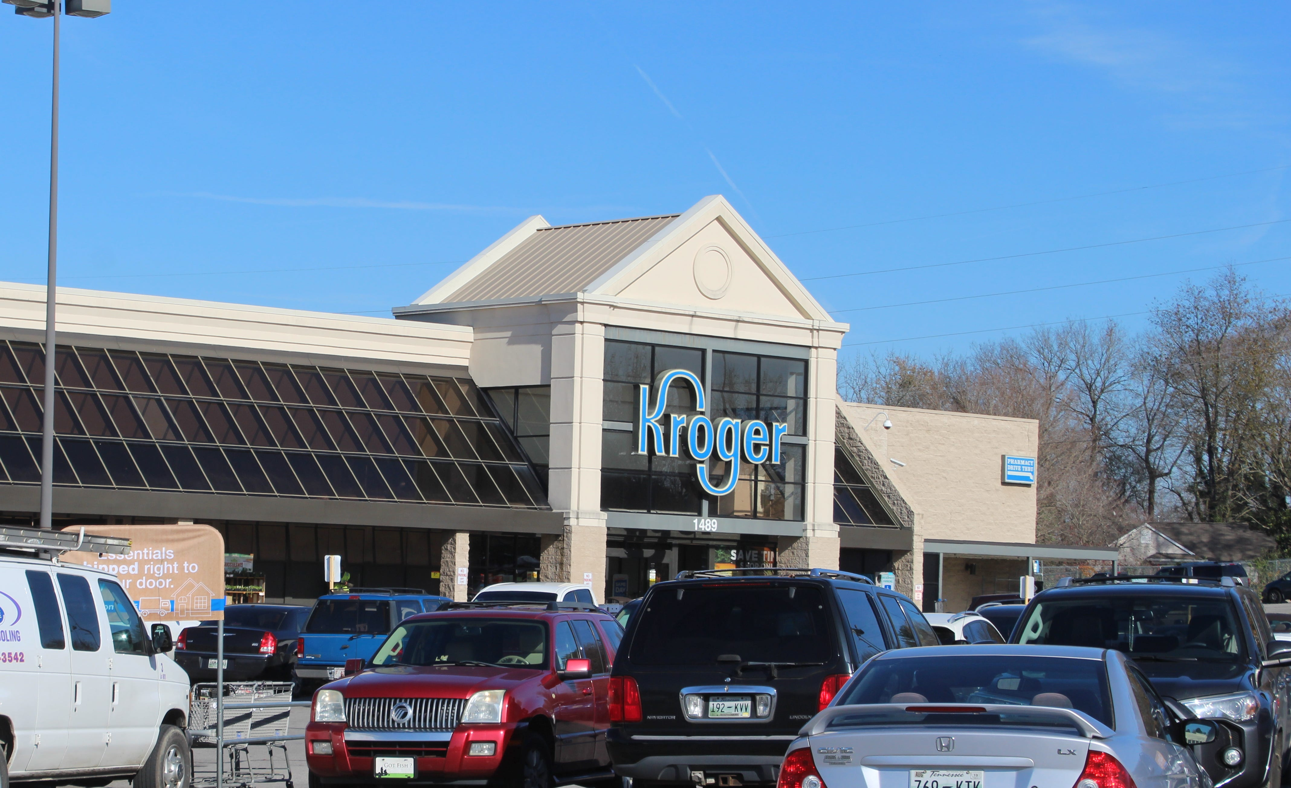 One of the nearest grocery stores to downtown, this Kroger sits on Madison Street, nearly 2 miles from APSU.