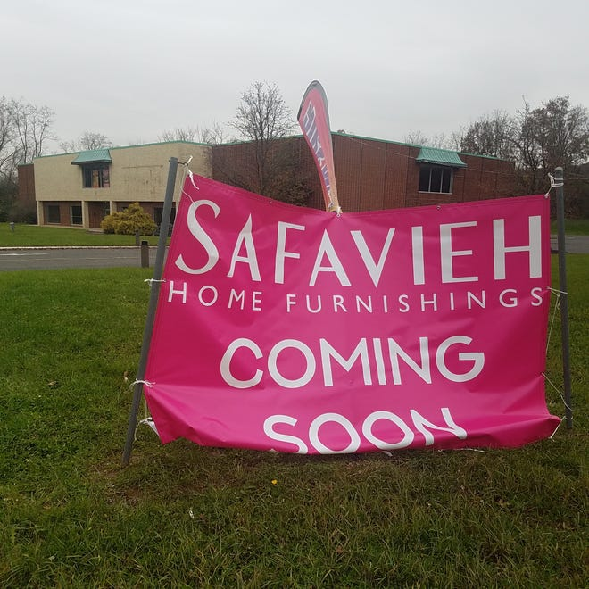 Safavieh, a rug and home furnishings business based in Long Island, will be opening in the Route 22 building in Bridgewater formerly occupied by Raymour and Flanigan Furniture and Mattress Clearance Center.