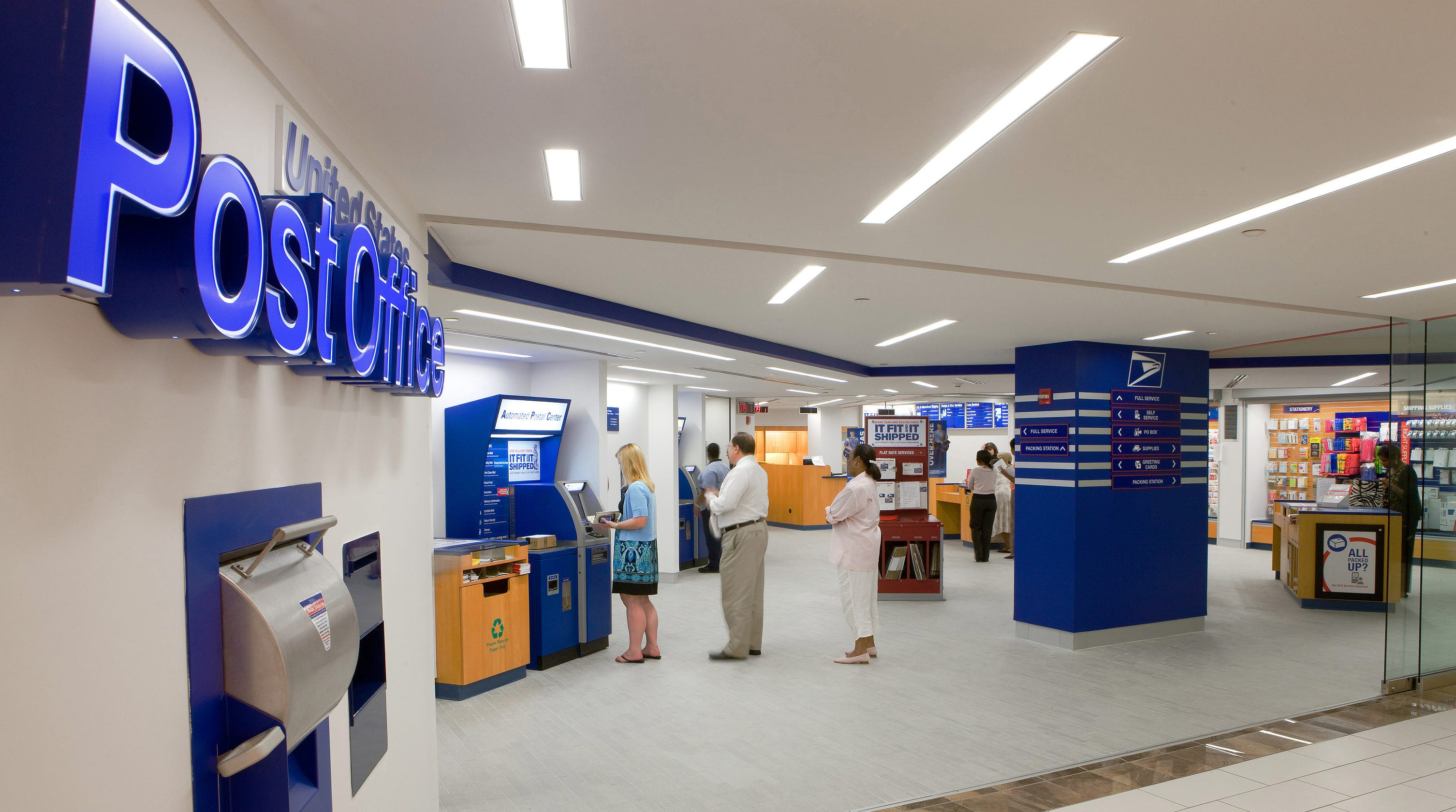 Us Post Office Near Me - Post Office Hours, Locations ...