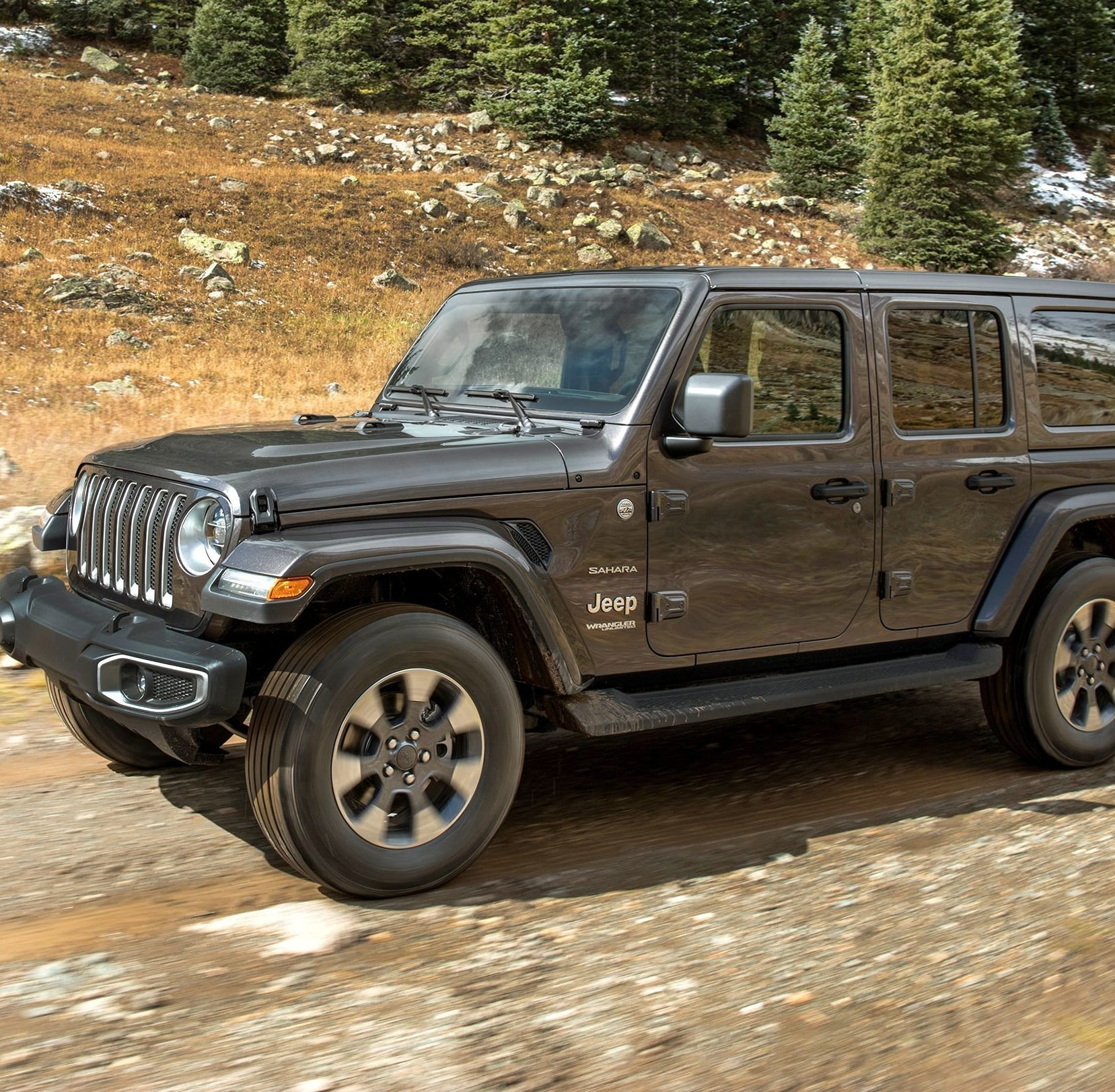 Jeep Wrangler drivers report death wobble on highways