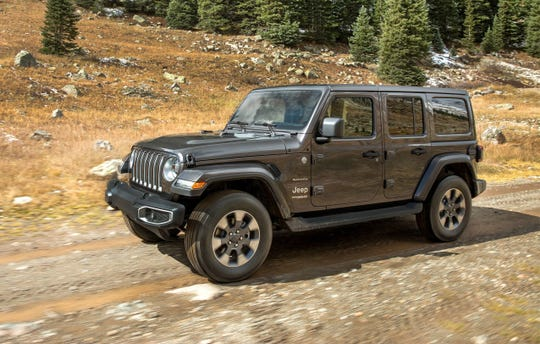 "Some drivers have complained that certain Jeep Wranglers can develop an intense steering vibration known as a ""death wobble"" if they hit a bump at highway speeds."