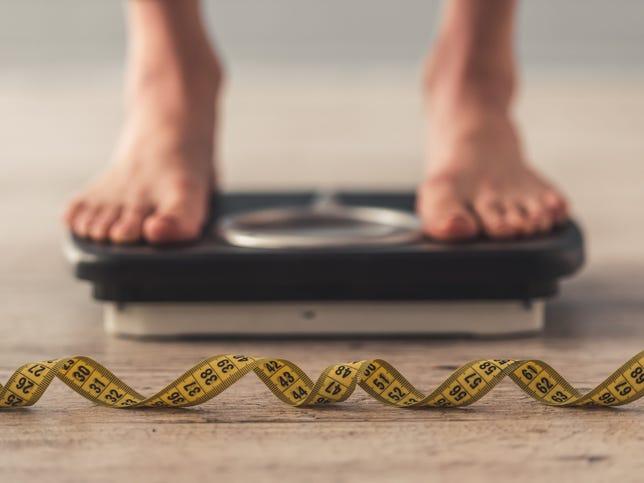 Friend beats addictions, develops eating disorder