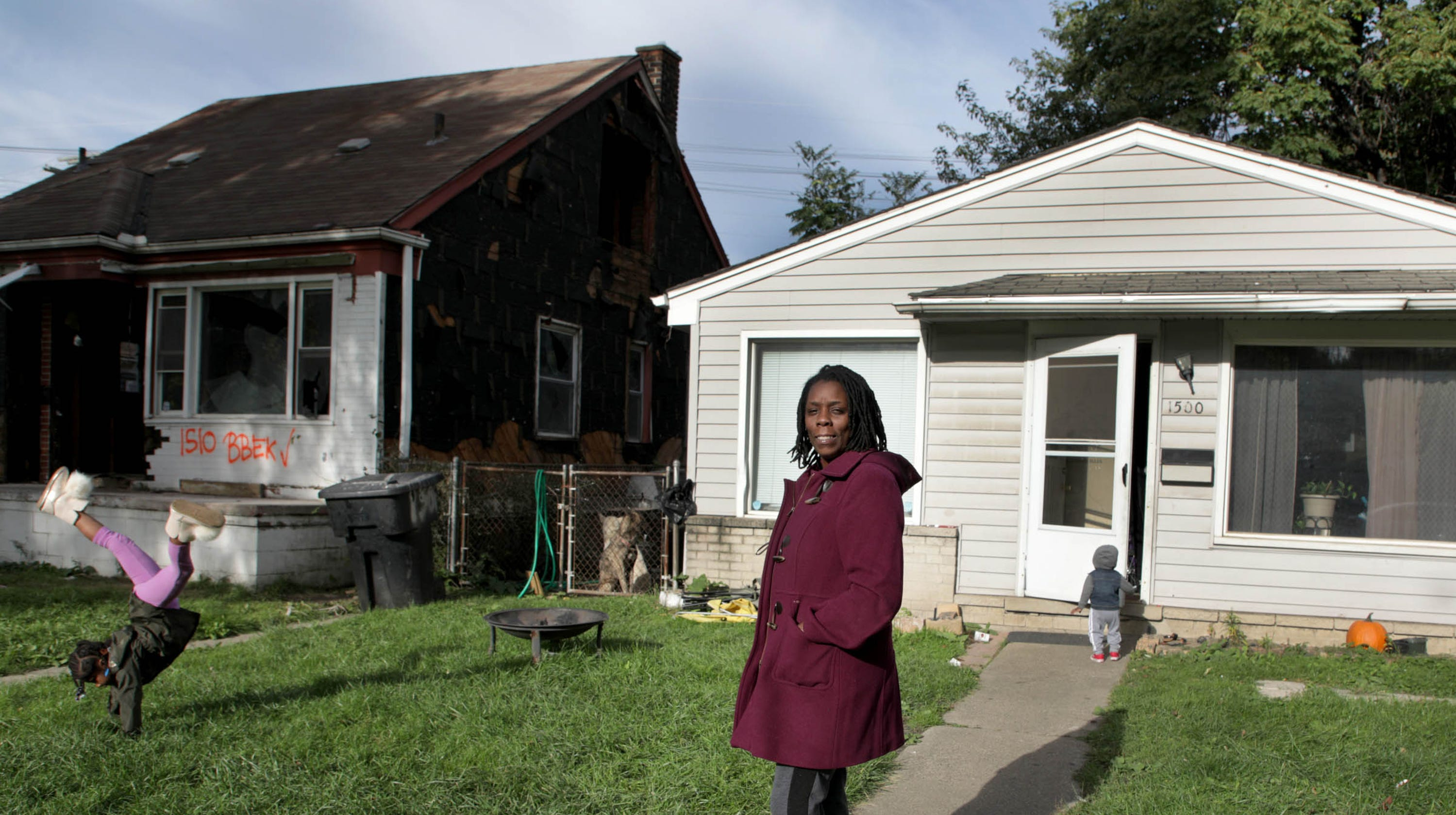 Foreclosure Buyback Plan Saves Detroiters From Homelessness