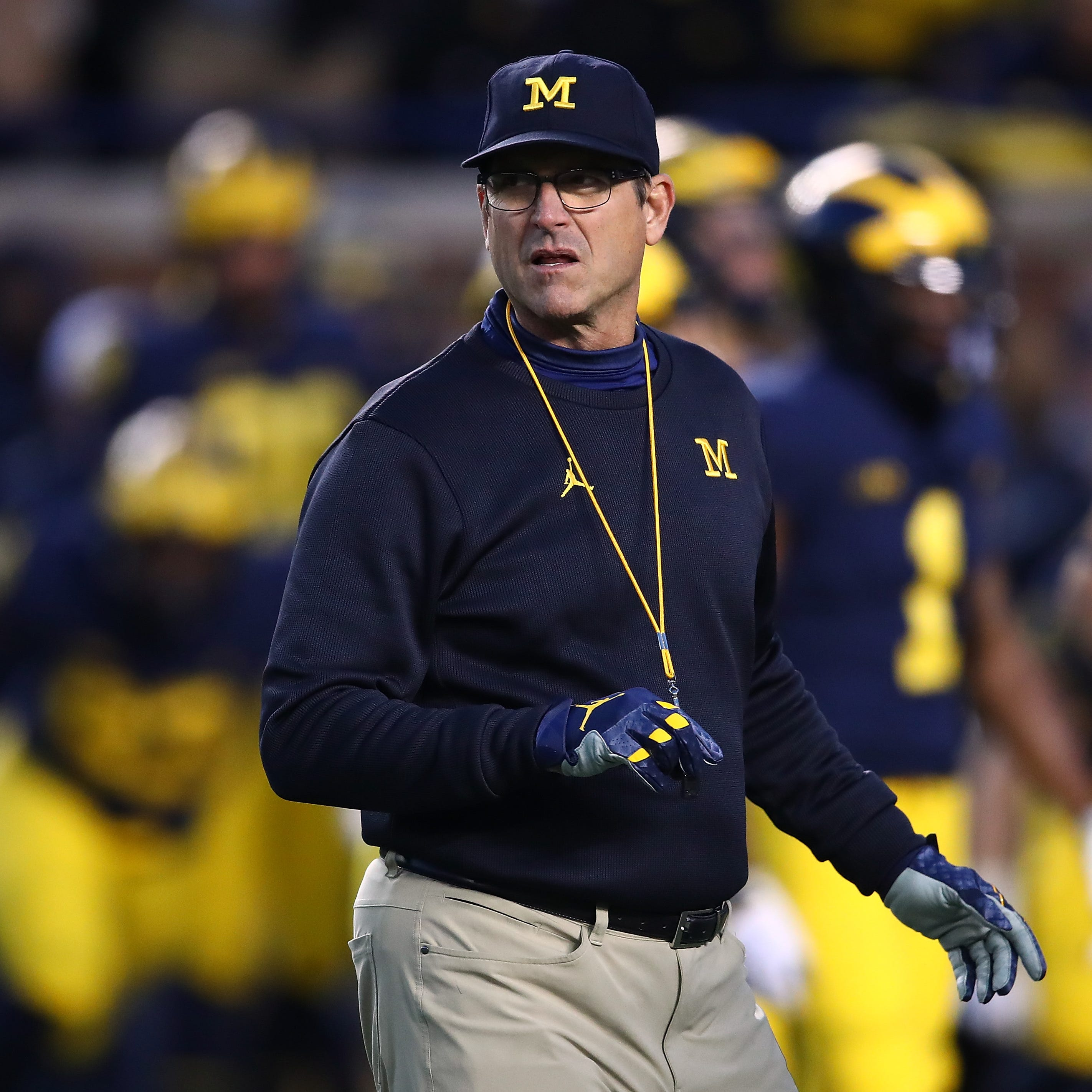 Wojo's Pigskin Picks: Title path is clear and Wolverines can't mess it up