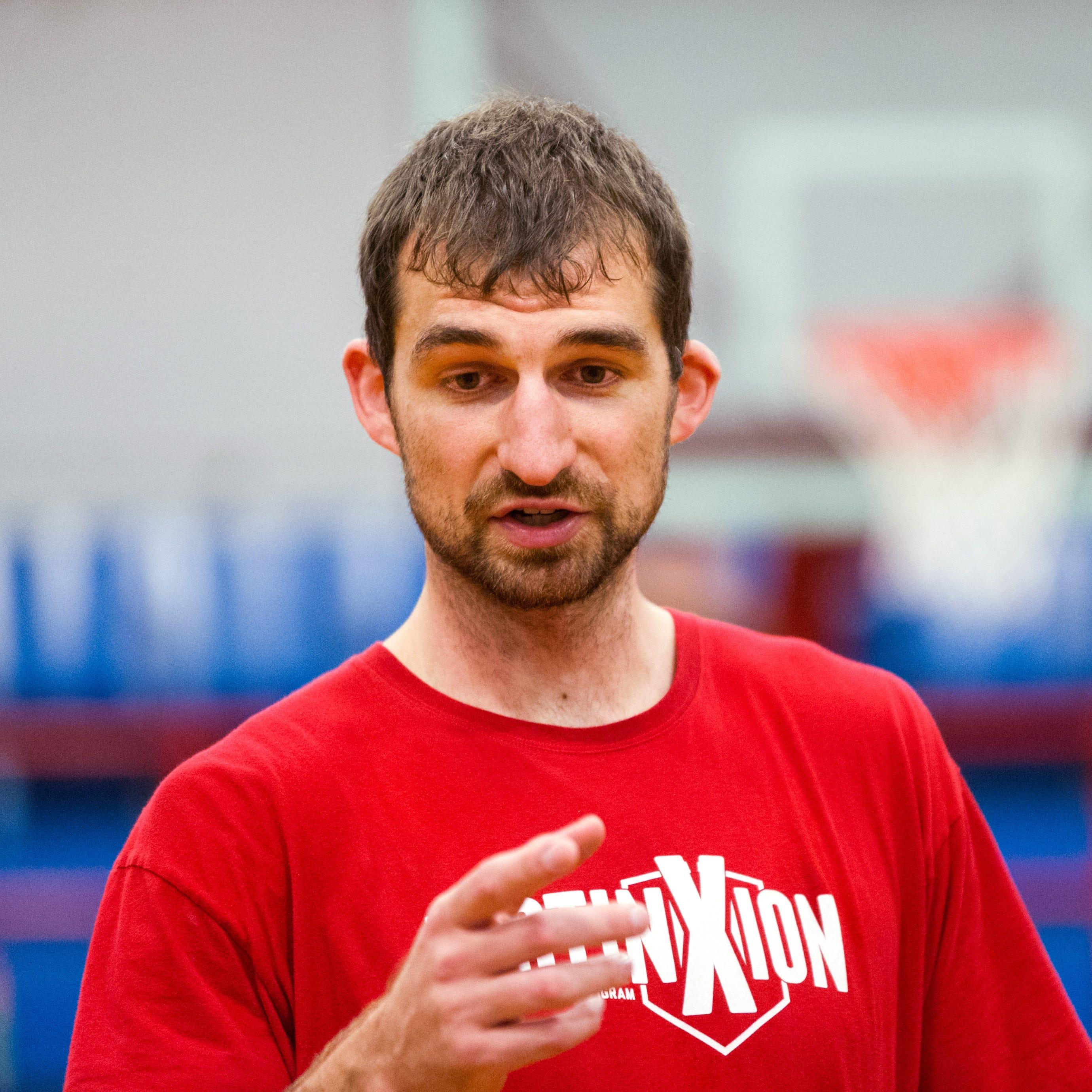 Luke Zeller Q&A: 2005 Indiana Mr. Basketball talks psychology through 'pounding the rock'