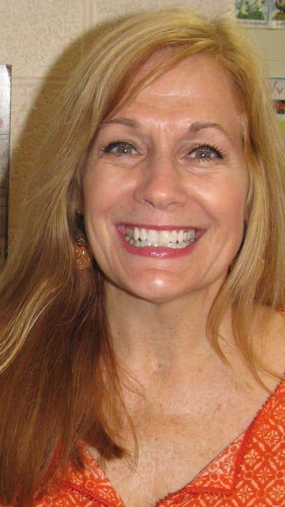 Teacher of Week: Melanie Goebel