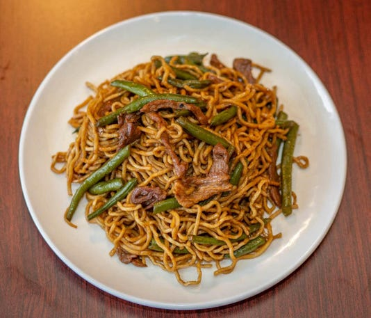 Henan Gravy Noodles