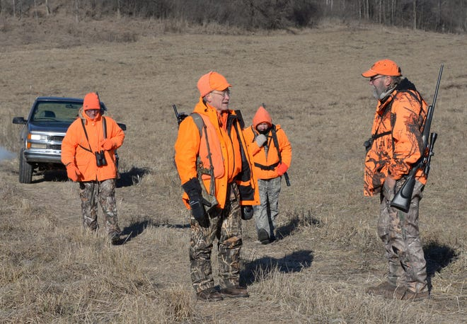Wisconsin funds its conservation programs by depending heavily on gun-deer license sales, but those sales are declining, and the deer herd faces an uncertain future.