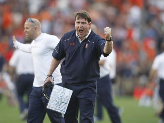 Will Muschamp has guided South Carolina to a 20-15 record in two-plus seasons.