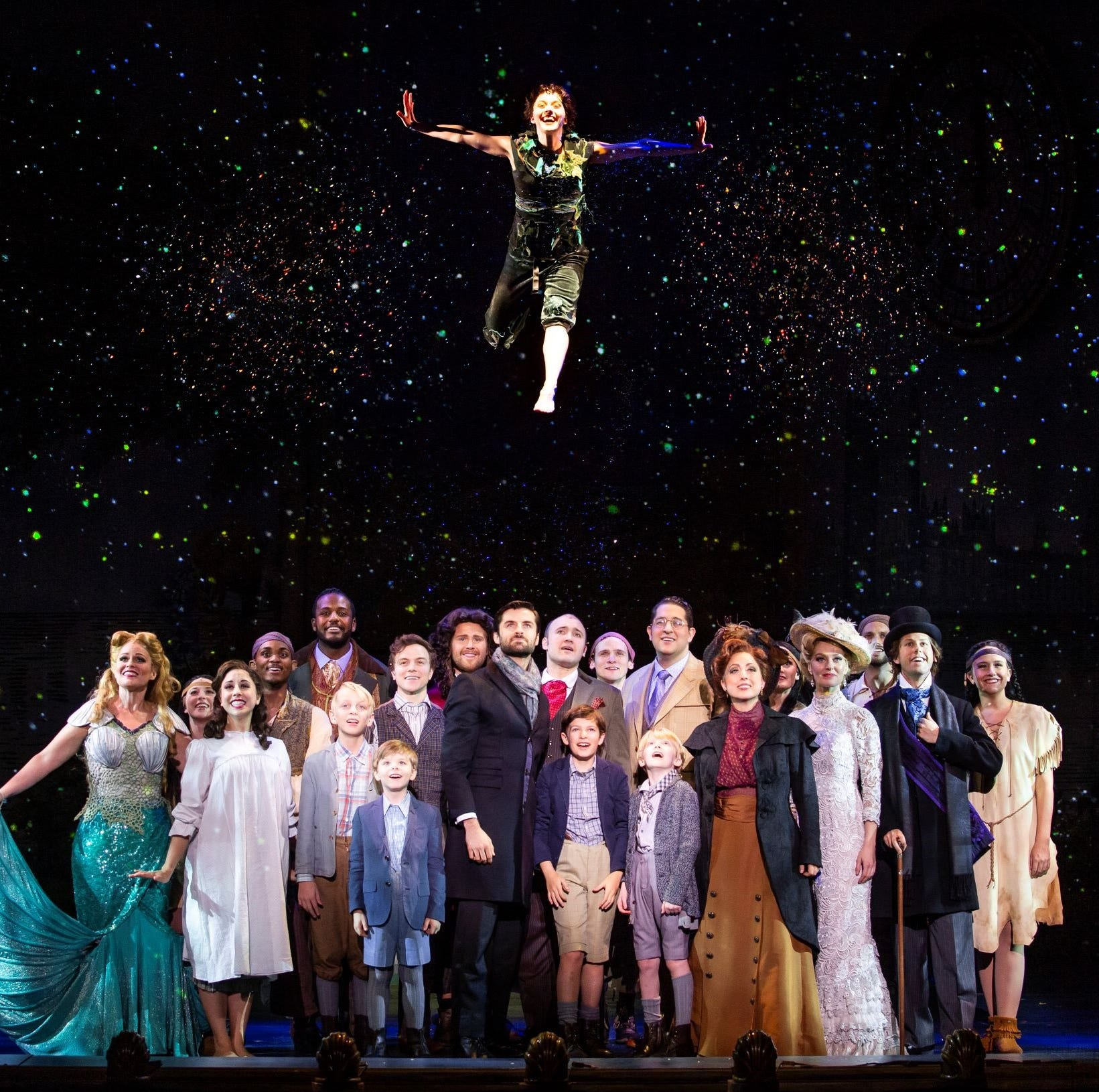 'Finding Neverland' to share its childhood spirit and magic with the Great Falls community