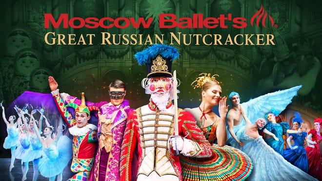 Great Russian Nutcracker tour image