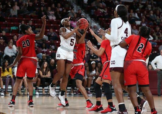 Women S Basketball anriel Howard