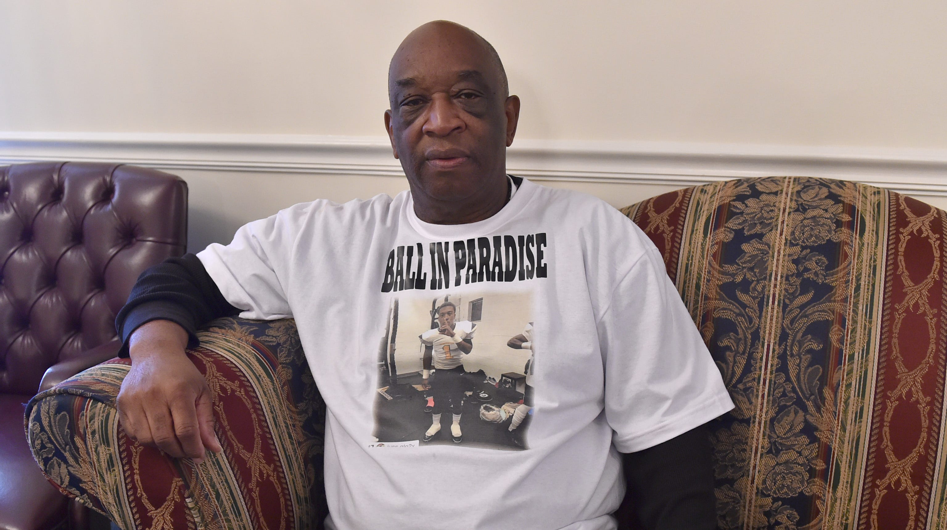 'The Lord had other plans.' Friends, family mourn loss of Jeremiah Williams
