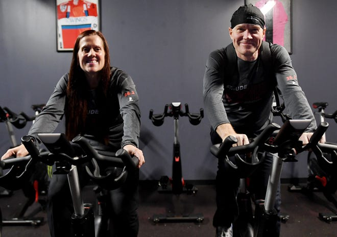 Jeffrey Price has survived a dire cancer diagnosis that started in January, and he was given less than two weeks to live at one point. He and his wife, Melissa, stay active in running and cycling.