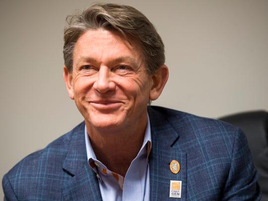 Randy Boyd is serving as interim UT System president.