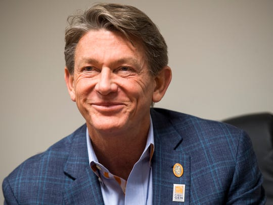 Randy Boyd is serving as interim UT System president.