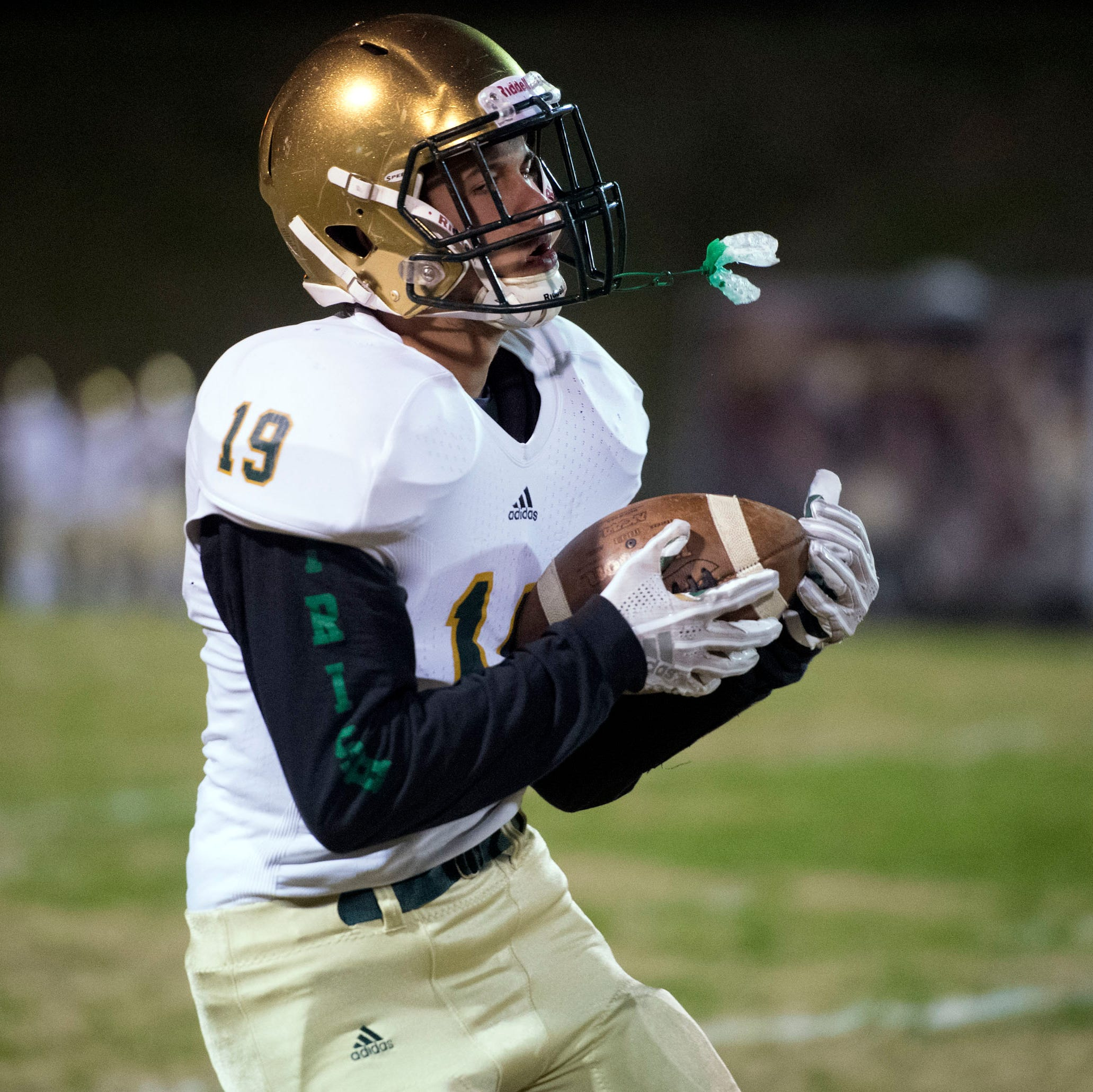Live updates: Knoxville-area high school football playoffs